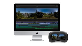Final Cut Pro 10.4: Der Mac lernt Virtual Reality