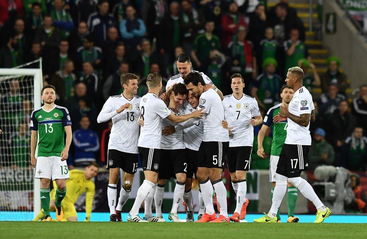 Fussball Deutschland Weißrussland