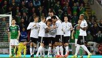 Fußball heute: Weißrussland – Deutschland im Live-Stream und TV (EM-Qualifikation)