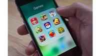 iPhone X: Kontrollzentrum aufrufen und anpassen