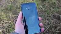 HTC U11 Life in Bildern: Zu glänzend für...
