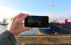 HTC U11 Life: Kamera auf dem...