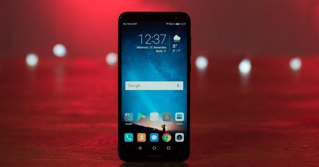 Huawei Mate 10 Lite und P10 Lite: Update auf Android 8.0 Oreo ist da