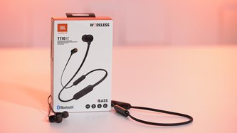 JBL T110BT im Test: Bluetooth-In-Ears mit großem Namen und kleinem Preis