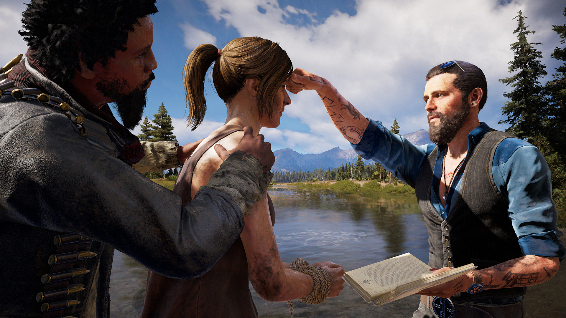 Far Cry 5: Jede Menge neue Gameplay-Szenen