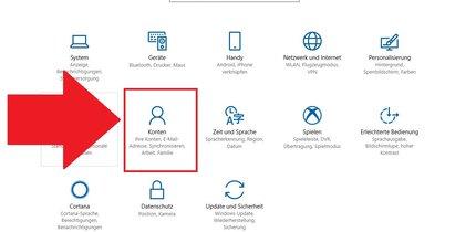Anleitung: Gastkonto in Windows 10 Home einrichten