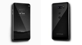 LG Signature Edition: Teurer als das iPhone X und viel exklusiver