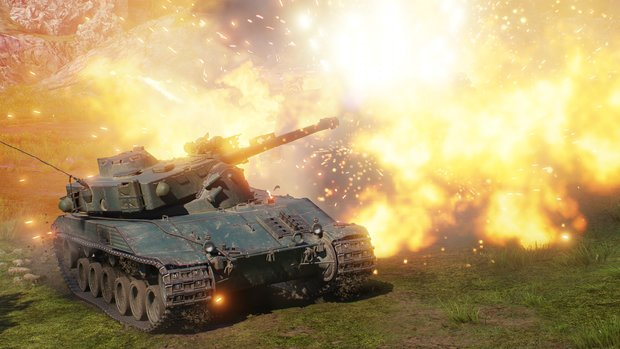 World of Tanks: Version 1.0 erscheint im März 2018