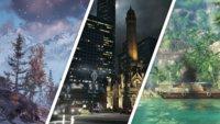 Für wahre Orientierungskünstler: Erkennst du diese 10 Spielwelten?