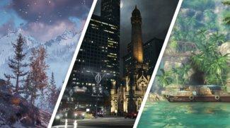 Quiz: Erkennst du diese Spiele anhand ihrer Settings?