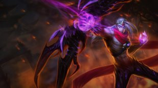 League of Legends-Charakter outet sich