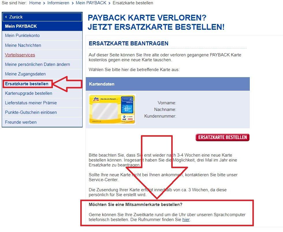 Payback Karte Kaputt.Payback Partnerkarte So Funktioniert Die Mitsammelkarte