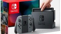 Nintendo Switch: Wie lange ist die Garantie? Wie einschicken?