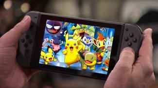 Pokémon Switch: Kommt das RPG früher als gedacht?