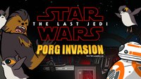 Porg Invasion: Star Wars-Minispiel erobert Facebook