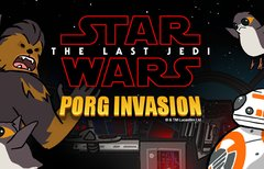 Porg Invasion: Star...