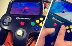 Nintendo 64: Prototyp für...