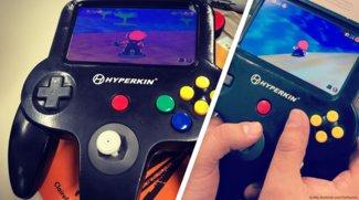 Nintendo 64: Prototyp für portable Mini-Version geleakt