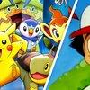 <i>Kannst du erraten, welches Pokémon größer ist? </i>