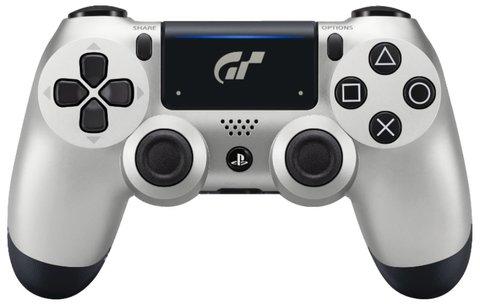 SONY DUALSHOCK4 Wireless-Controller Limited Edition GT Sport