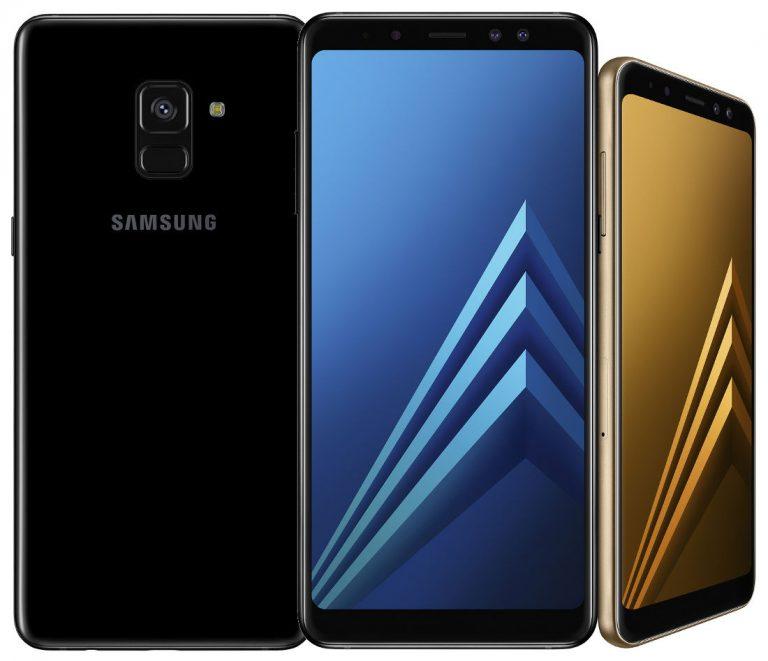 Samsung Galaxy A8 2018 Preis Release Technische Daten Und