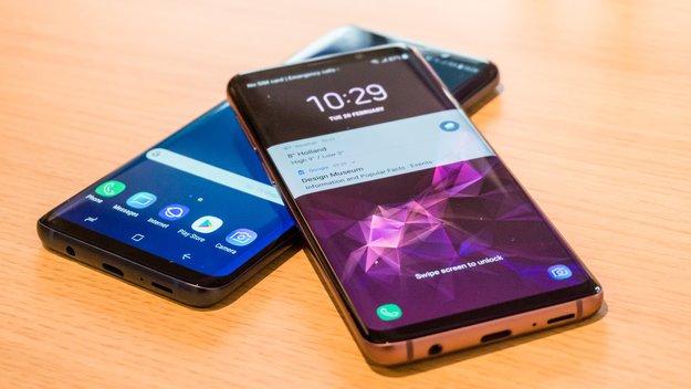 Schönere Lockscreens: Samsung bringt Tizen-Funktion auf Galaxy-Smartphones
