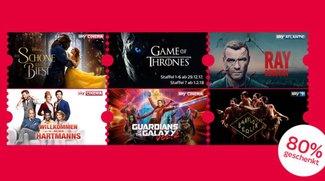 Sky Ticket Kombi-Angebot: 2 Monate Entertainment & Cinema für 9,99 €