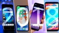 Neue Handys 2018: Smartphone-Neuheiten im Überblick