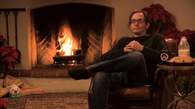 Overwatch: 10-Stunden-Kaminfeuer-Stream wird zum Hit