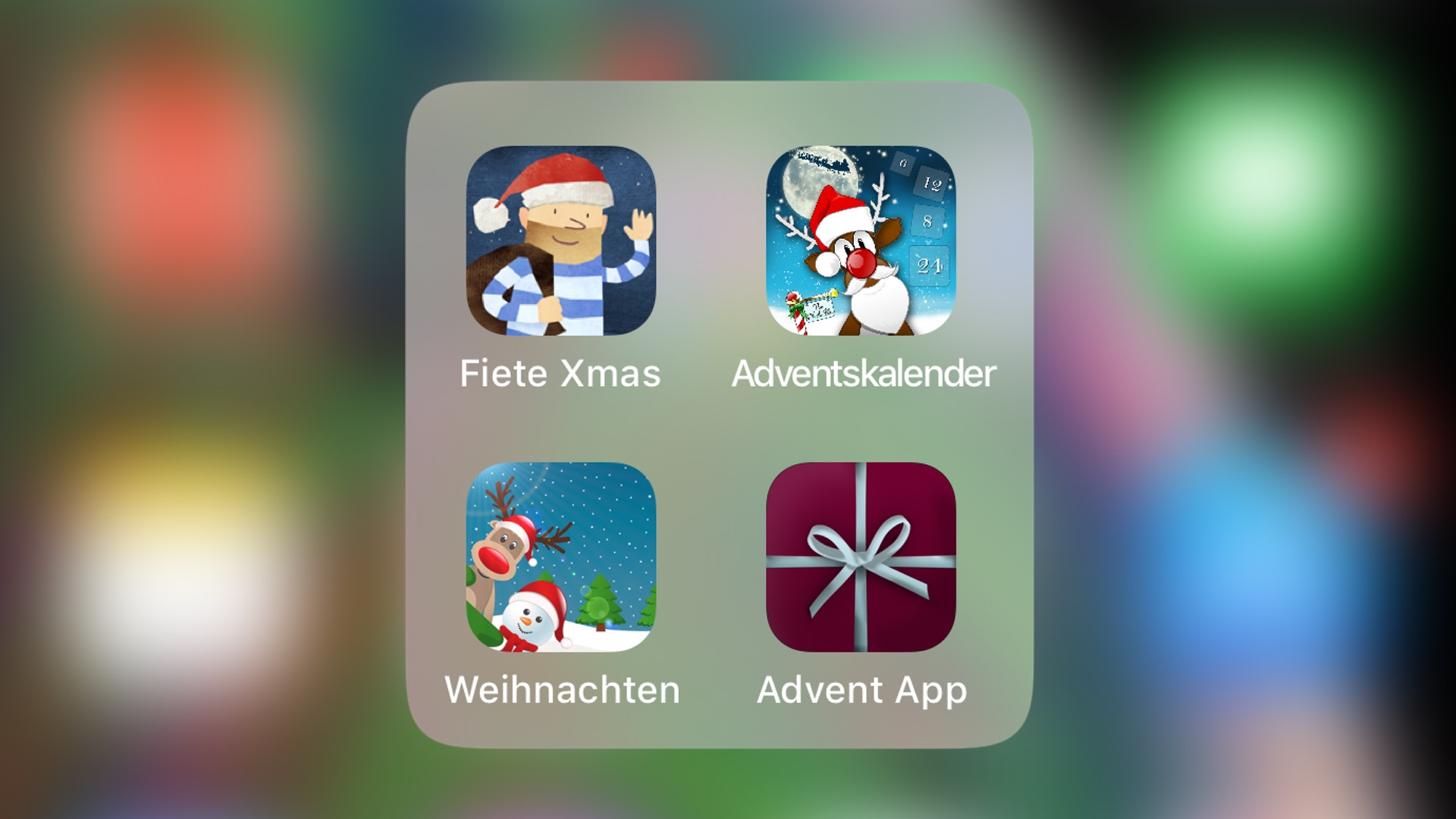 7 Adventskalender Apps 2019 Für Iphone Ab Heute Virtuelle