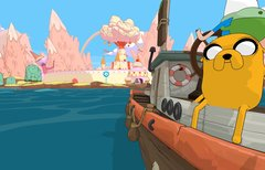 "Adventure Time: ""Open..."