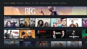 Amazon Prime Video: Jetzt für Android TV erhältlich – bald auch für Chromecast?