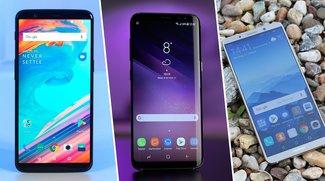 Welches ist das beste Android-Smartphones des Jahres?
