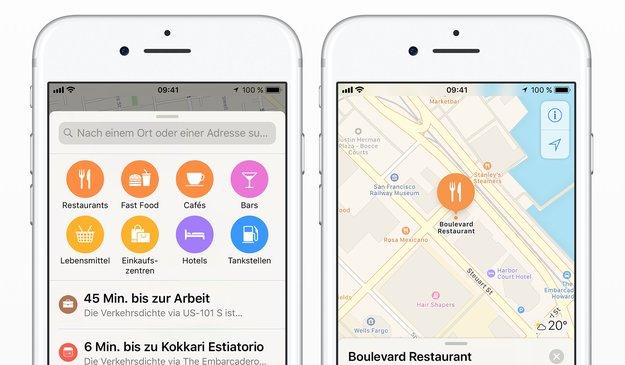 Studie zeigt: So viel besser ist Google Maps als Apple Maps
