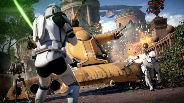 Star Wars Battlefront 2: Erhöhung der Match-Belohnungen und neue Inhalte