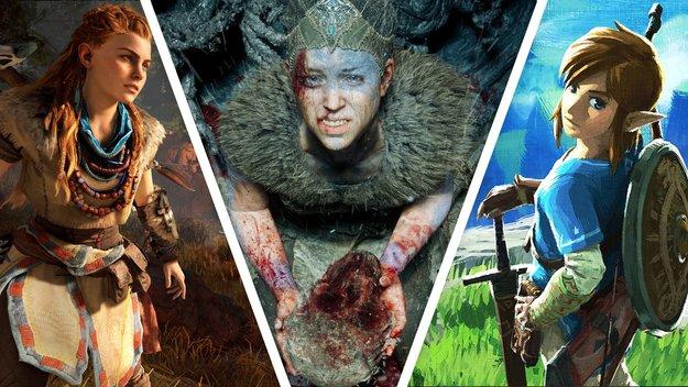 Das Videospieljahr 2017: Ein großer Schritt nach vorn