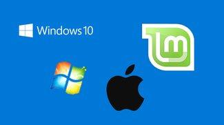 Welches Betriebssystem findest du am besten? (Desktop)