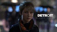 Detroit: Become Human – Release-Termin des Heavy Rain-Nachfolgers steht fest