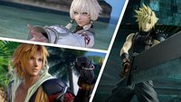 Dissidia Final Fantasy NT: Alle Charaktere...