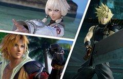Dissidia Final Fantasy NT:...