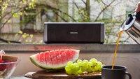 Nur heute noch! Dockin D-Fine mit 30 Euro Rabatt – Ausgezeichneter Bluetooth-Lautsprecher mit Ladefunktion