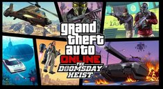 GTA Online: Doomsday Heist bringt fliegende Autos, Jetpacks – oh, und die Apokalypse