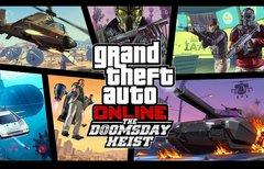 GTA Online: Doomsday Heist...