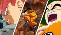 Dragon Ball FighterZ in der Vorschau: Arenen-Prügelei mit den Super-Saiyajin
