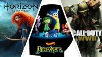 Diese 21 Kinoposter könnten auch für Videospiele werben