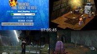 Final Fantasy: Speedrunner versucht, drei Spiele gleichzeitig zu spielen