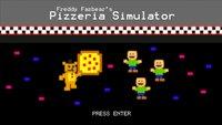 Freddy Fazbear's Pizzeria Simulator: Ein fast normales Tycoon-Spiel