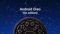 Android Oreo (Go Edition): Das bessere Betriebssystem für Einsteiger-Smartphones