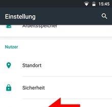 So löscht ihr das Google-Konto vom Smartphone