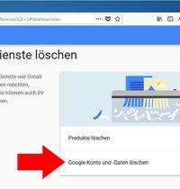 Google Profilfoto Löschen